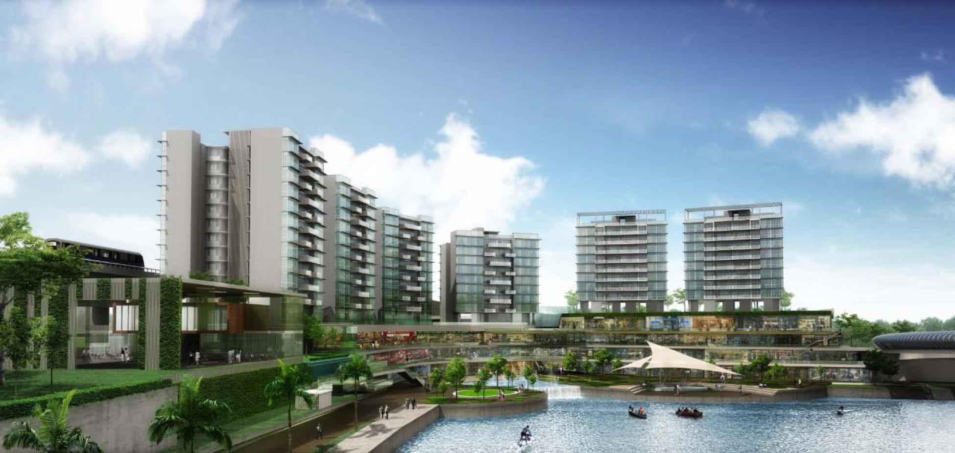 Singapore Executive Condominium EC Project Details